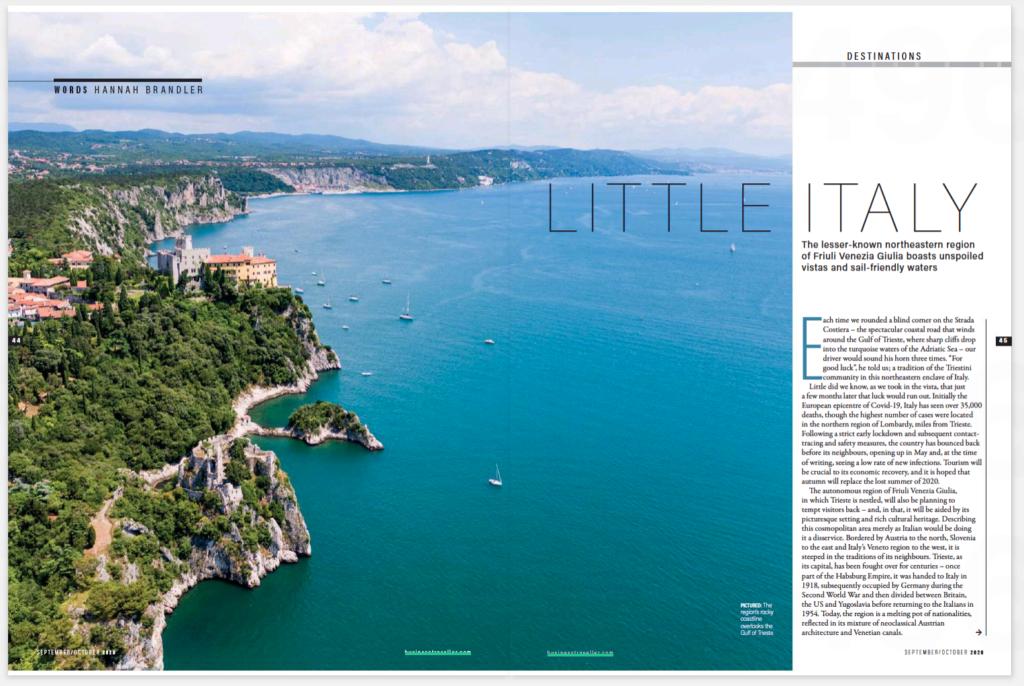 Trieste - Duino - Sistiana