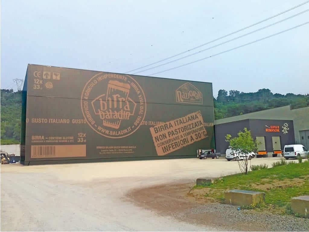 stabilimento birra artigianale Baladin