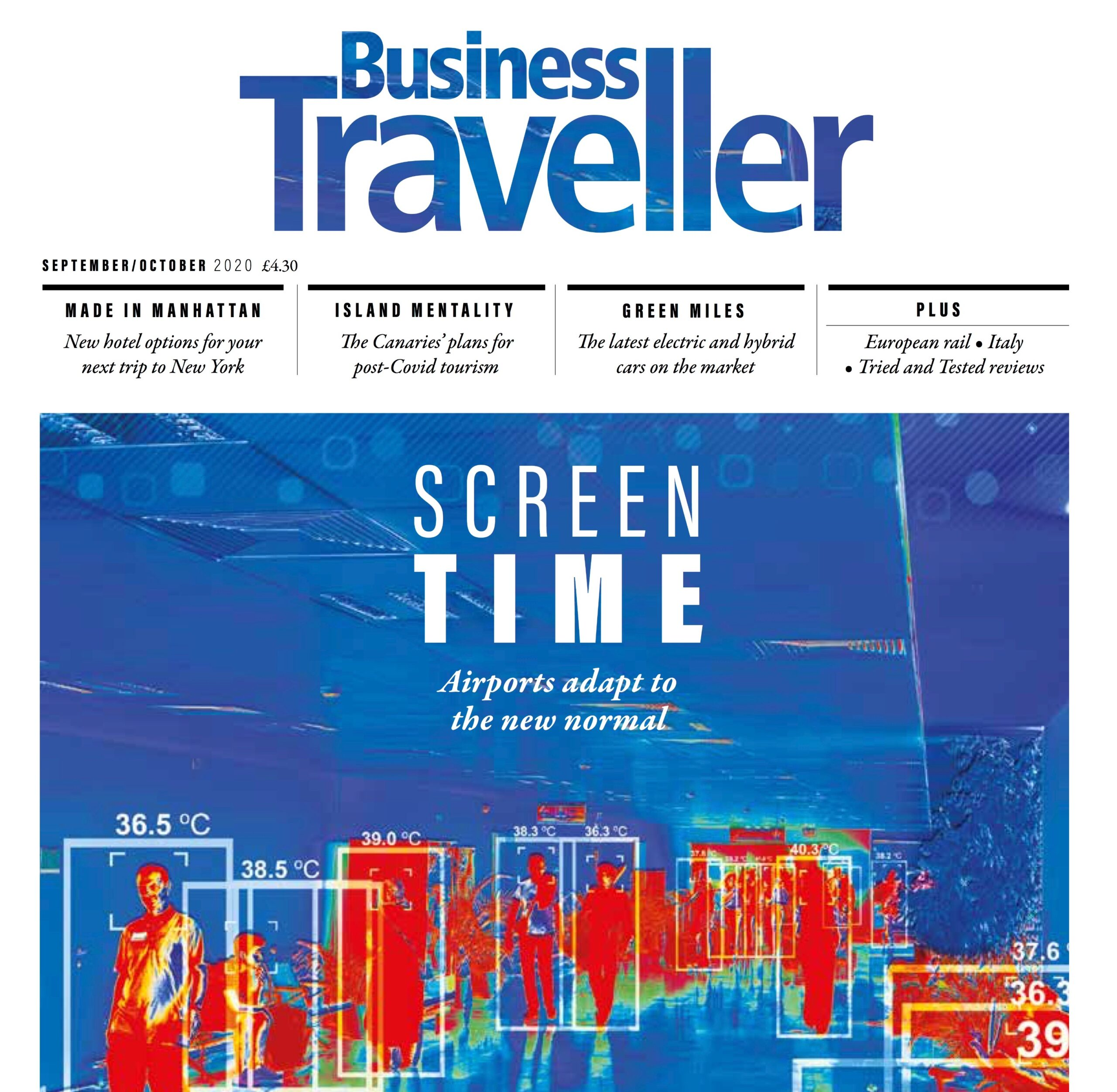 Business Traveller Trieste